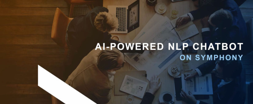 AI-Powered NLP Chatbot on Symphony Platform